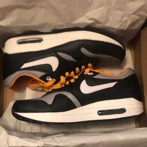 Nike Air ID Grit and Glory sneakers, new with box!